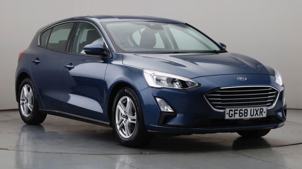 2018 Used Ford Focus 1L Zetec EcoBoost T