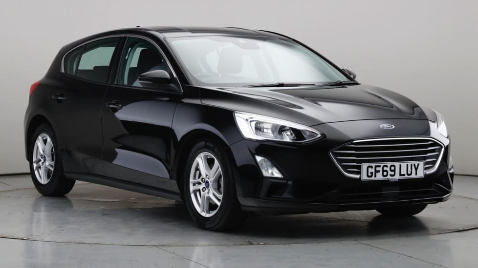 2019 Used Ford Focus 1.5L Zetec EcoBlue