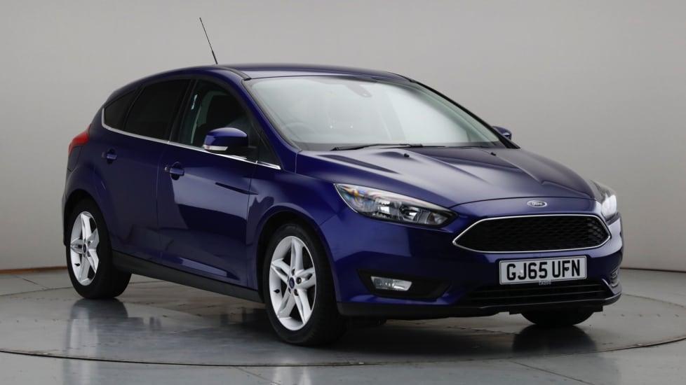 2015 Used Ford Focus 1L Zetec EcoBoost T