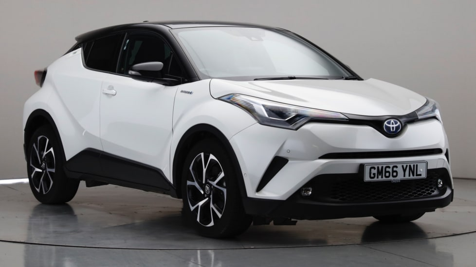 2017 Used Toyota C-HR 1.8L Dynamic VVT-h