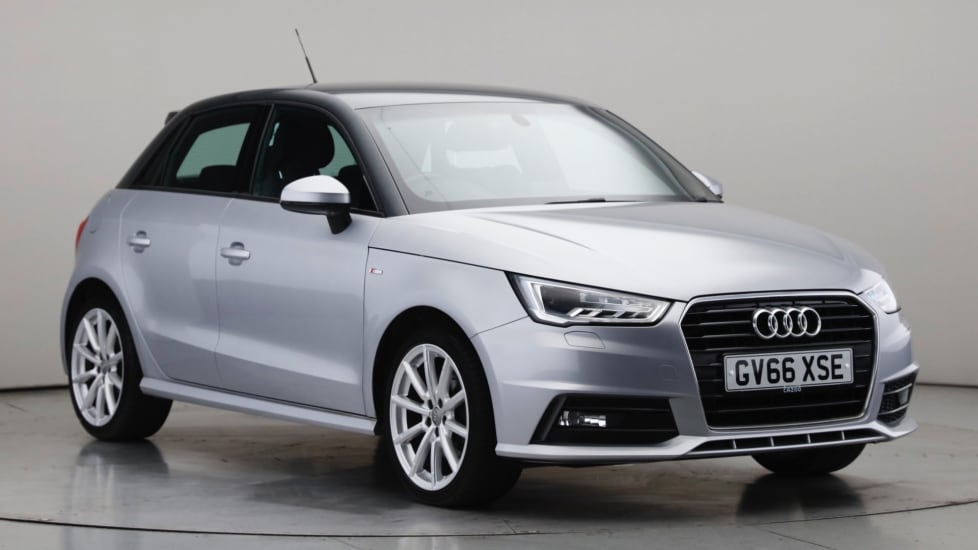2017 Used Audi A1 1.6L S line TDI