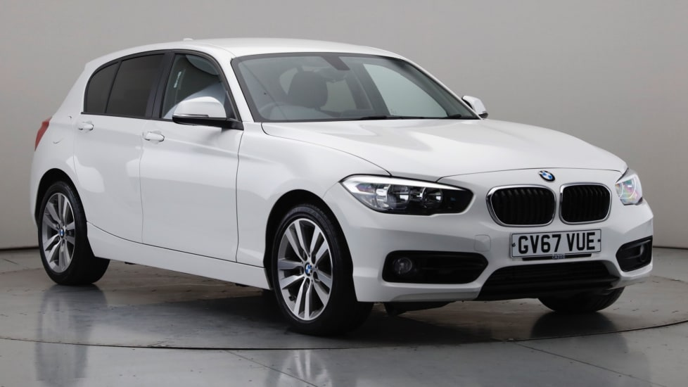 2017 Used BMW 1 Series 1.5L Sport 118i