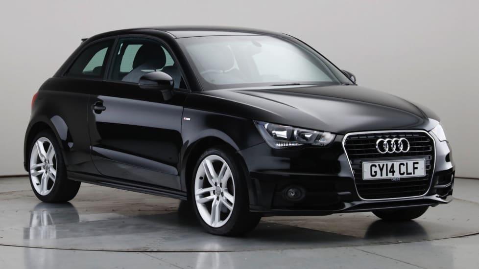2014 Used Audi A1 1.6L S line TDI