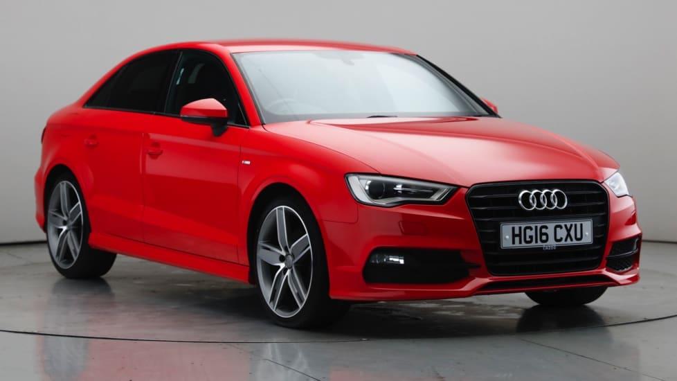2016 Used Audi A3 1.4L S line CoD TFSI