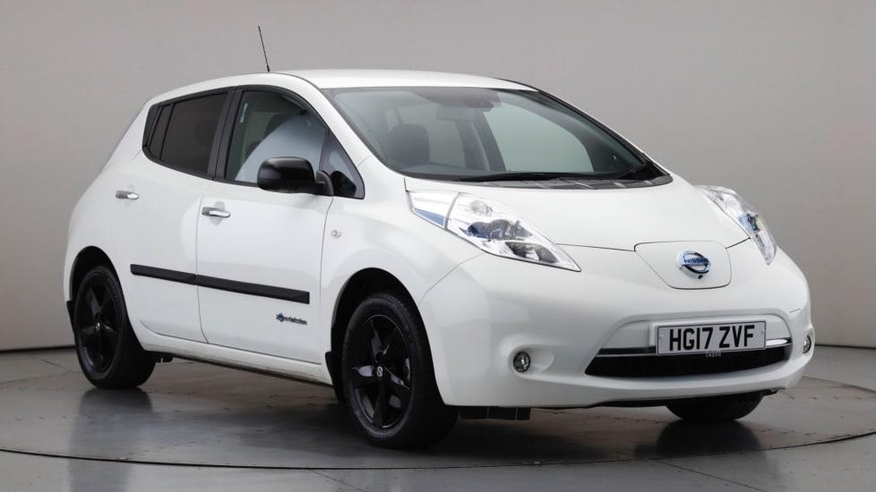 2017 Used Nissan Leaf Black Edition (30kWh)