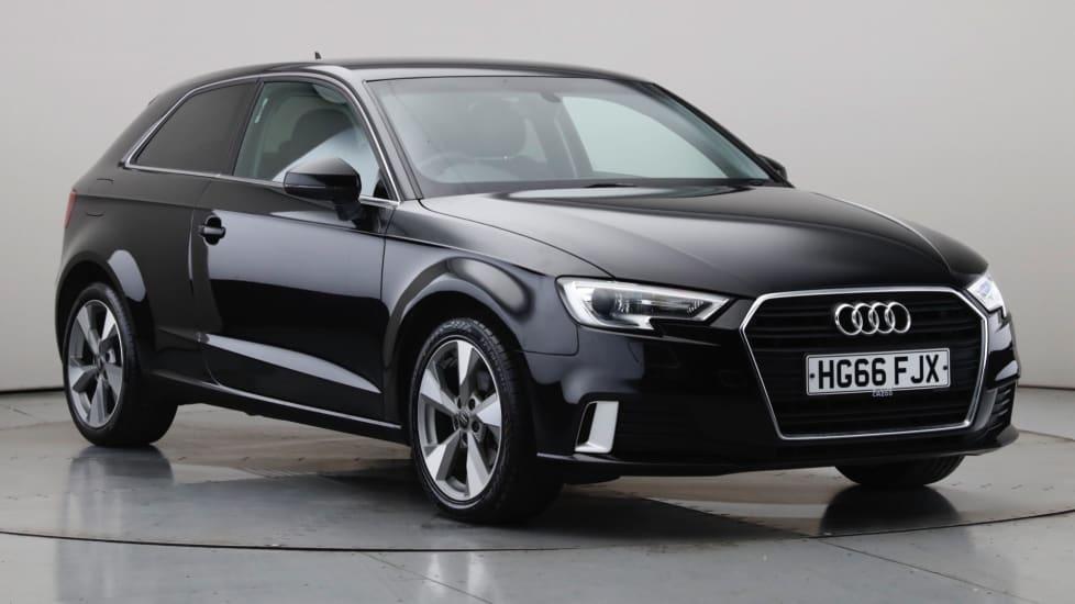 2017 Used Audi A3 1.4L Sport CoD TFSI