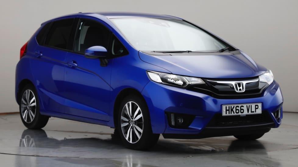 2017 Used Honda Jazz 1.3L EX Navi i-VTEC