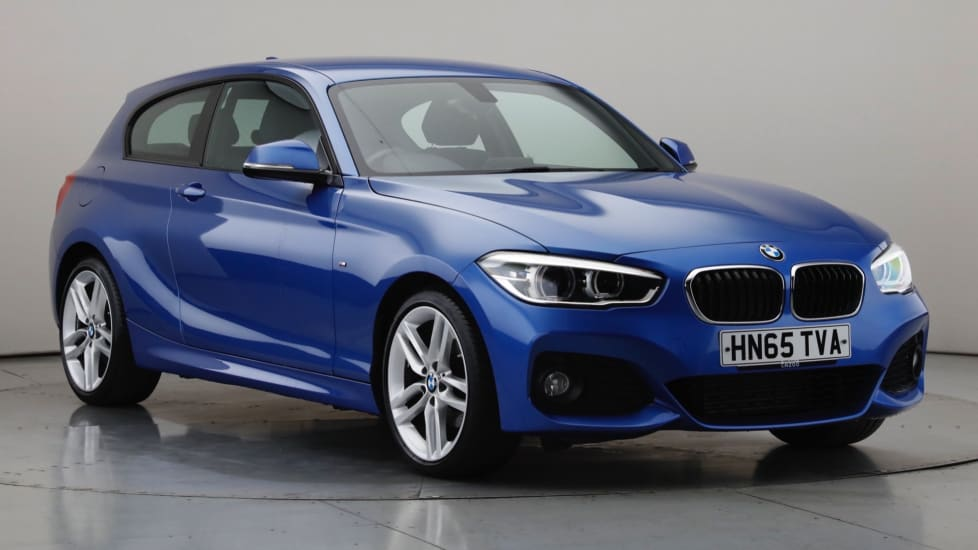 2015 Used BMW 1 Series 2L M Sport 120d