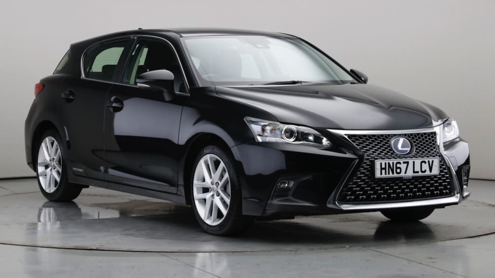 2017 Used Lexus CT 200h 1.8L SE 200h