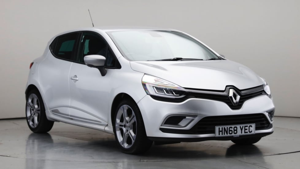 2018 Used Renault Clio 0.9L GT Line TCe