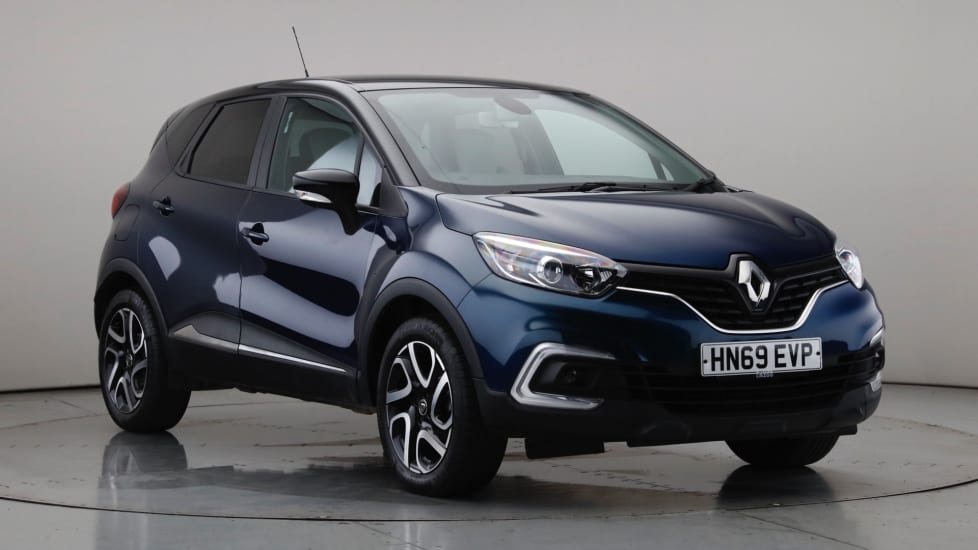 2019 Used Renault Captur 0.9L Iconic TCe