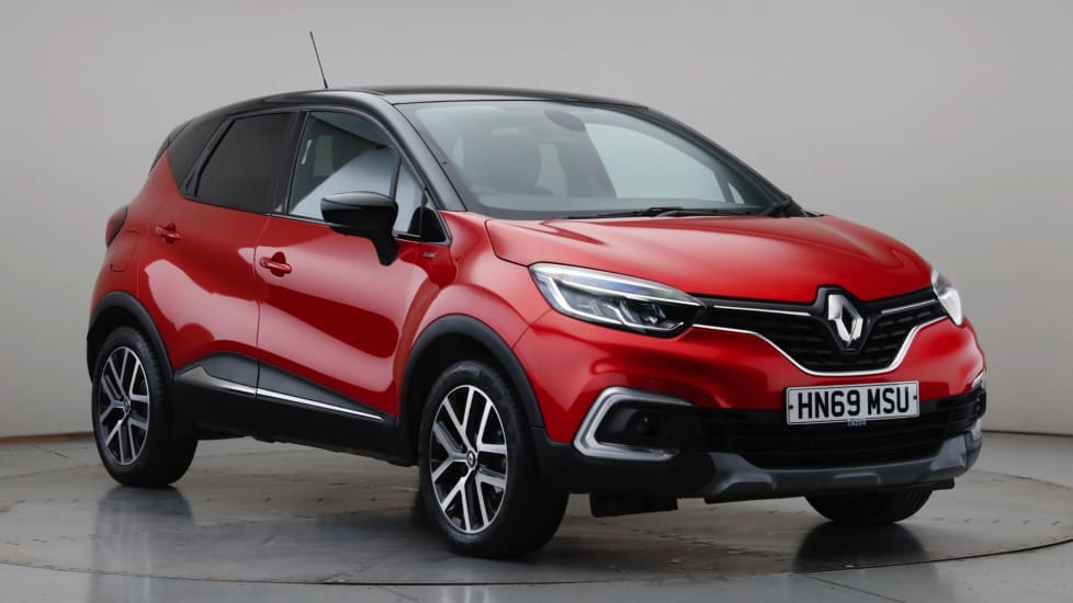 2019 Used Renault Captur 1.3L S Edition TCe