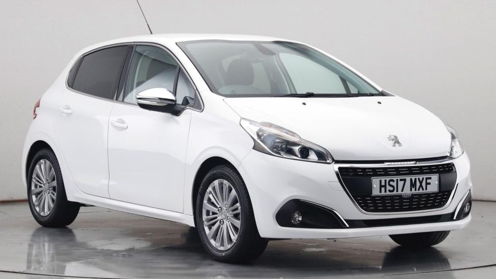 2017 Used Peugeot 208 1.2L Allure PureTech