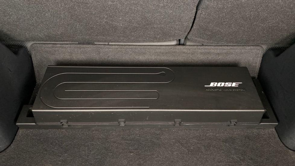 Rear entertainment system