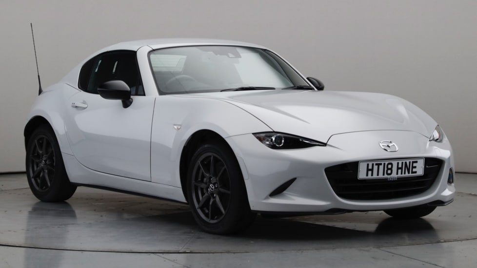 2018 Used Mazda MX-5 RF 1.5L Sport Nav SKYACTIV-G