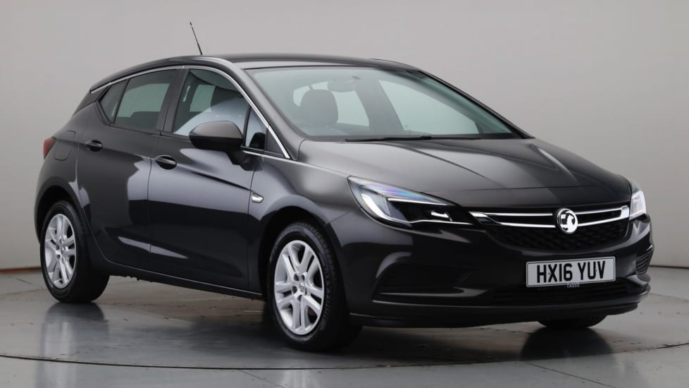 2016 Used Vauxhall Astra 1L Design ecoFLEX i Turbo