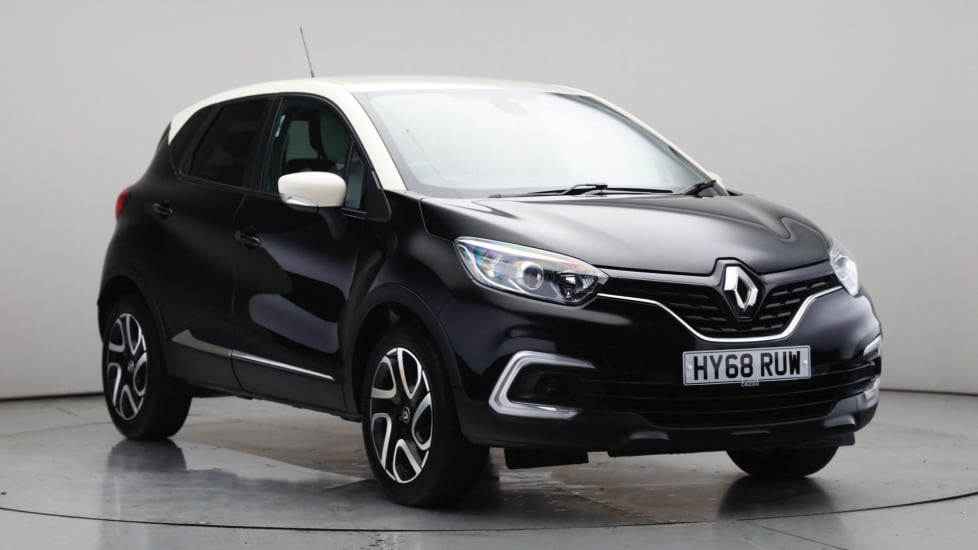 2018 Used Renault Captur 0.9L Iconic TCe