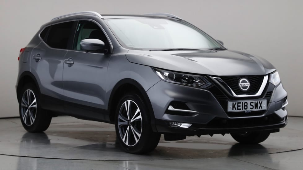 2018 Used Nissan Qashqai 1.6L N-Connecta dCi
