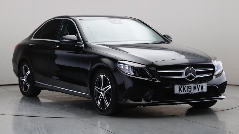 2019 Used Mercedes-Benz C Class 1.5L Sport EQ Boost C200