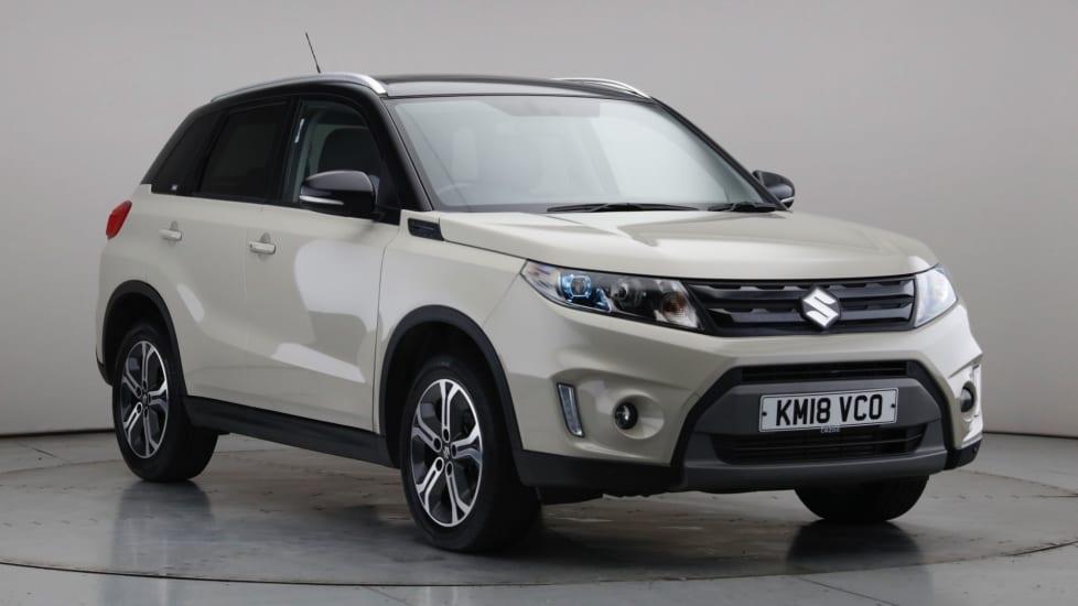 2018 Used Suzuki Vitara 1.6L SZ5 DDiS