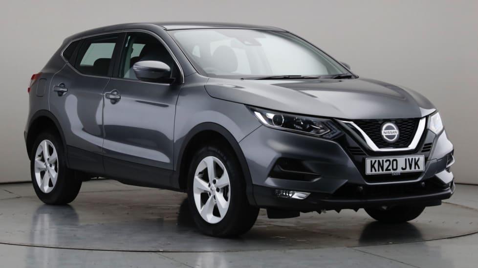 2020 Used Nissan Qashqai 1.3L Acenta Premium DIG-T