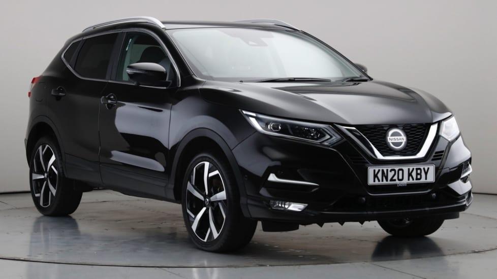 2020 Used Nissan Qashqai 1.3L Tekna DIG-T