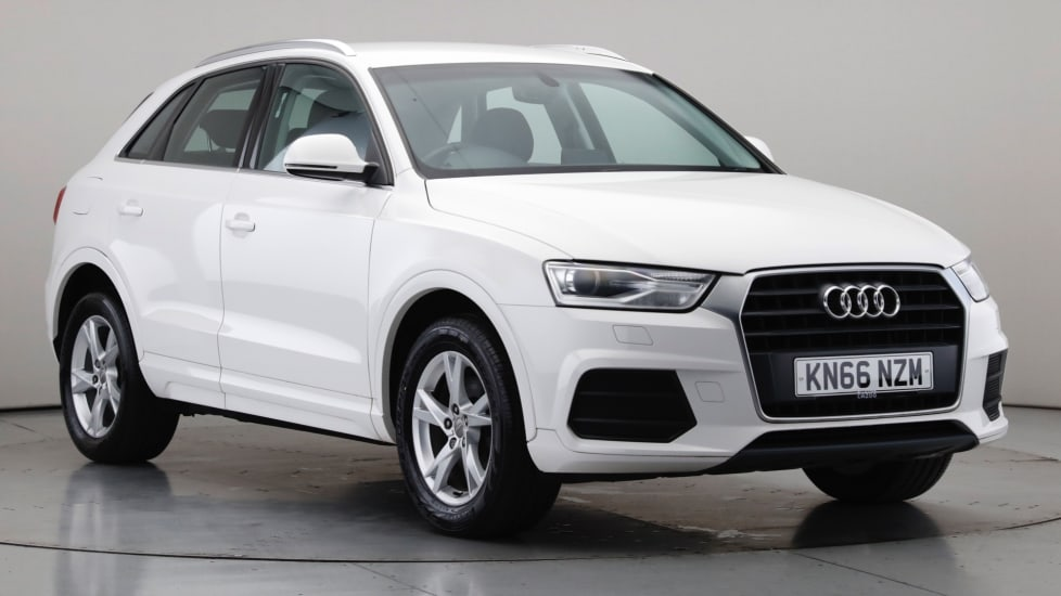 2016 Used Audi Q3 2L SE TDI