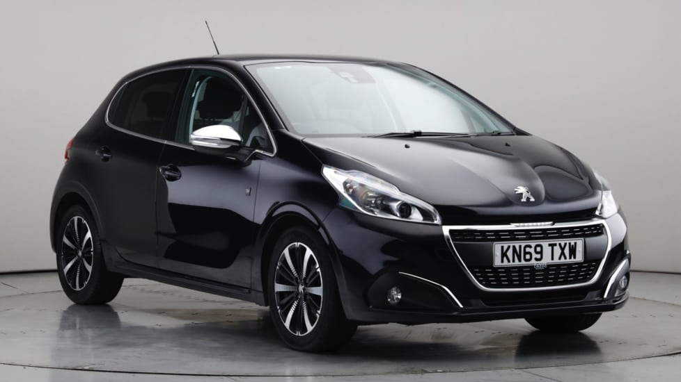 2019 Used Peugeot 208 1.5L Tech Edition BlueHDi