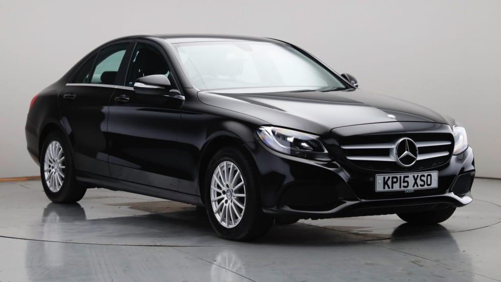 2015 Used Mercedes-Benz C Class 2.1L SE BlueTEC C220 CDI
