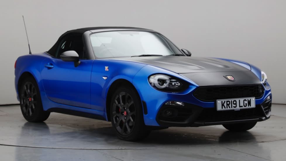 2019 Used Abarth 124 Spider 1.4L GT MultiAir