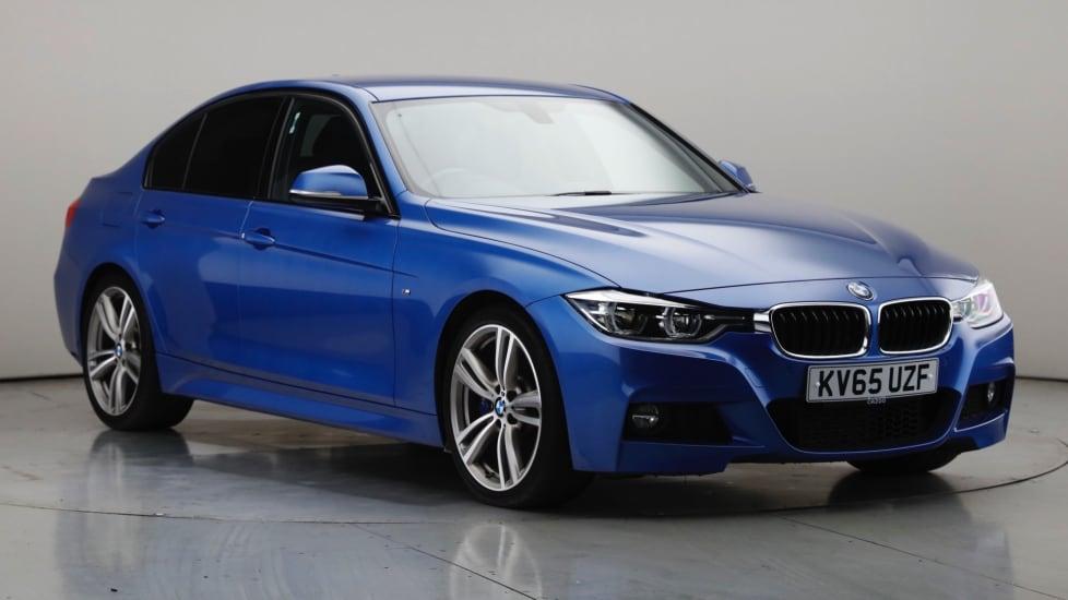 2015 Used BMW 3 Series 3L M Sport 330d