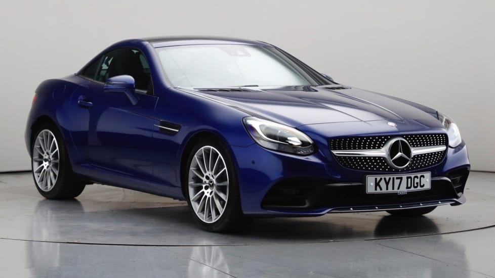2017 Used Mercedes-Benz SLC 2.1L AMG Line SLC250d