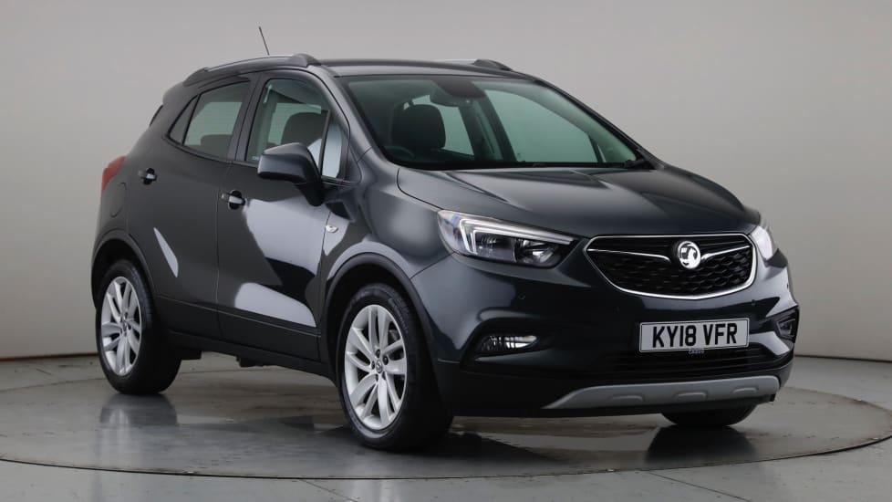 2018 Used Vauxhall Mokka X 1.4L Design Nav ecoTEC i Turbo