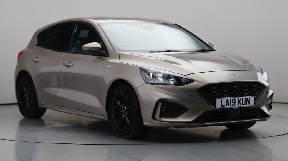 2019 Used Ford Focus 2L ST-Line X EcoBlue