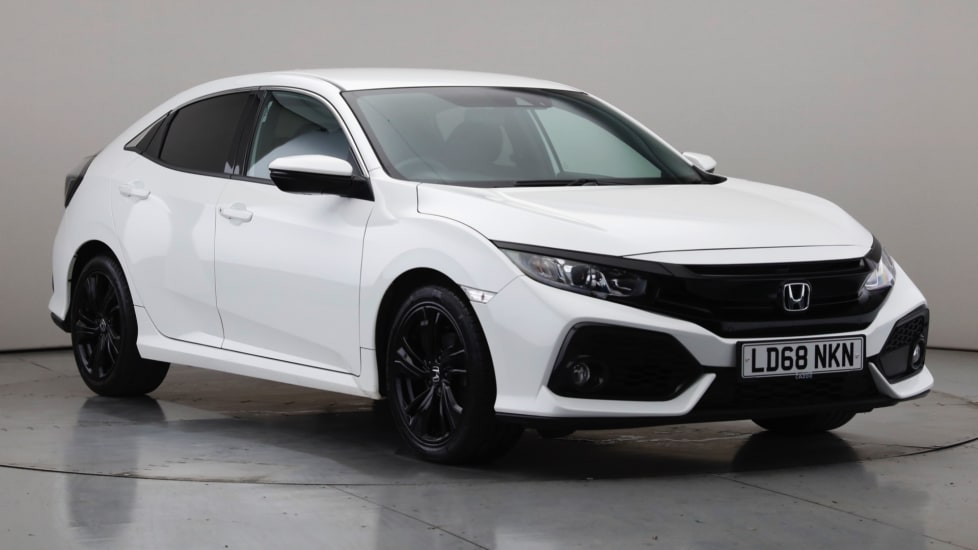 2019 Used Honda Civic 1L