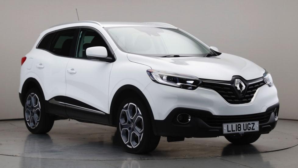 2018 Used Renault Kadjar 1.2L Dynamique S Nav TCe