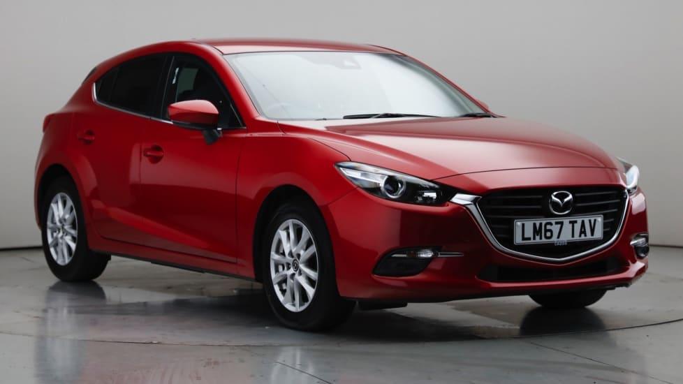 2017 Used Mazda Mazda3 1.5L SE-L Nav SKYACTIV-D