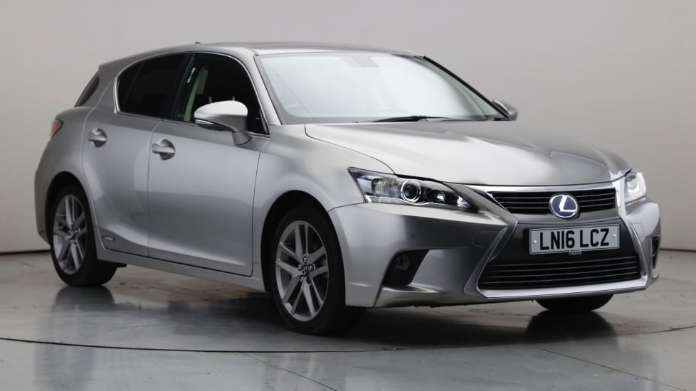 2016 Used Lexus CT 200h 1.8L Advance Plus 200h