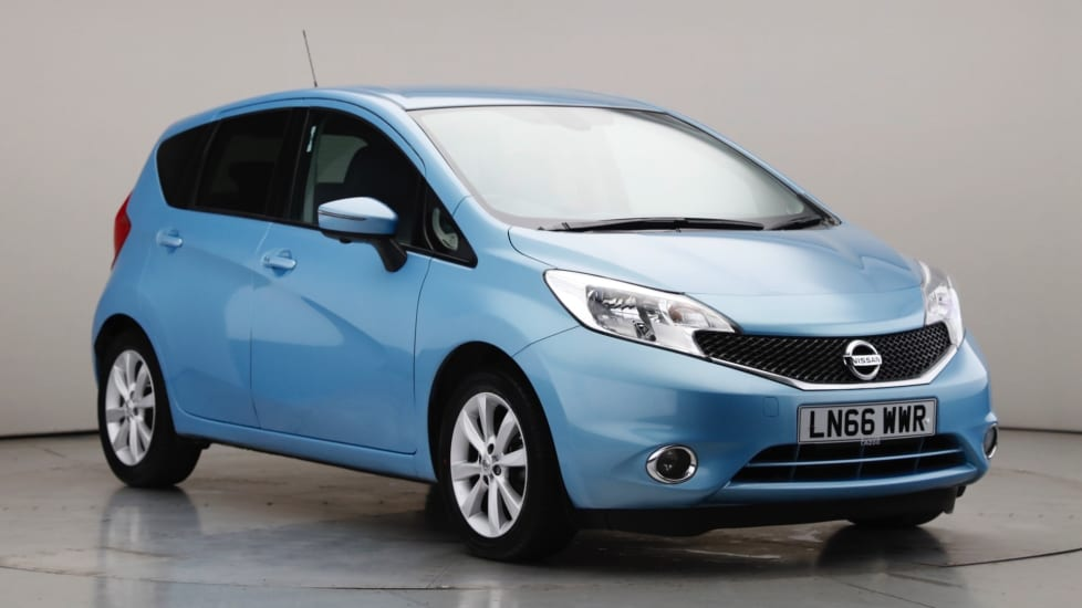 2016 Used Nissan Note 1.5L Tekna dCi