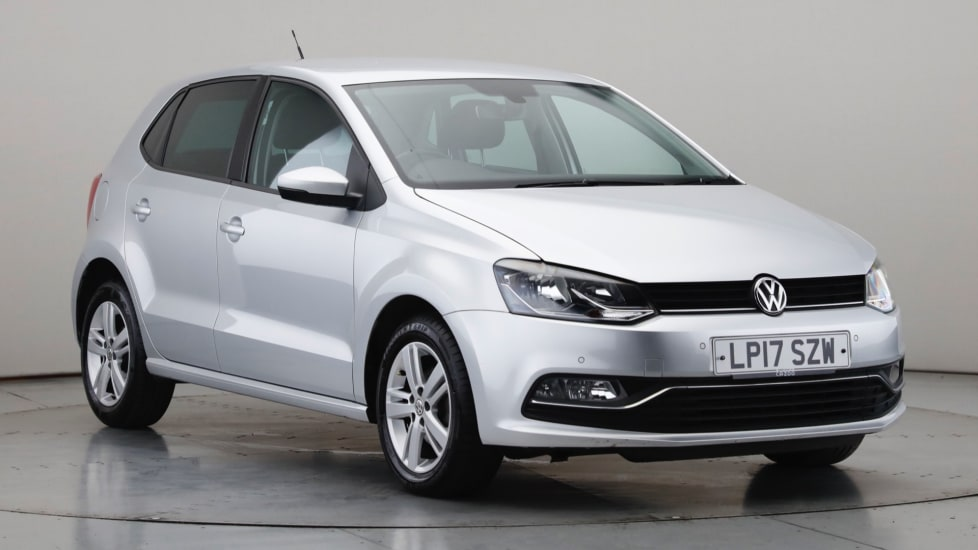 2017 Used Volkswagen Polo 1.2L Match Edition TSI