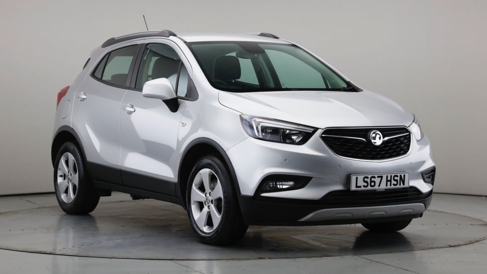 2017 Used Vauxhall Mokka X 1.6L Active CDTi
