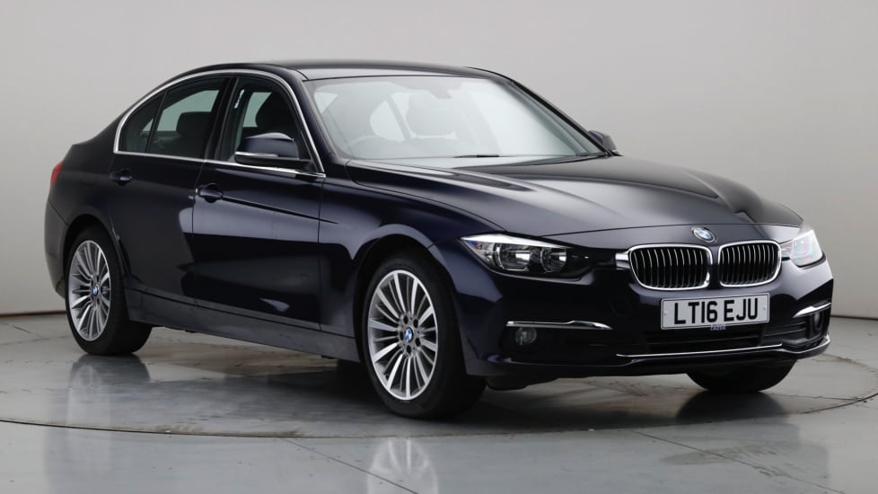 2016 Used BMW 3 Series 2L Luxury BluePerformance 320d