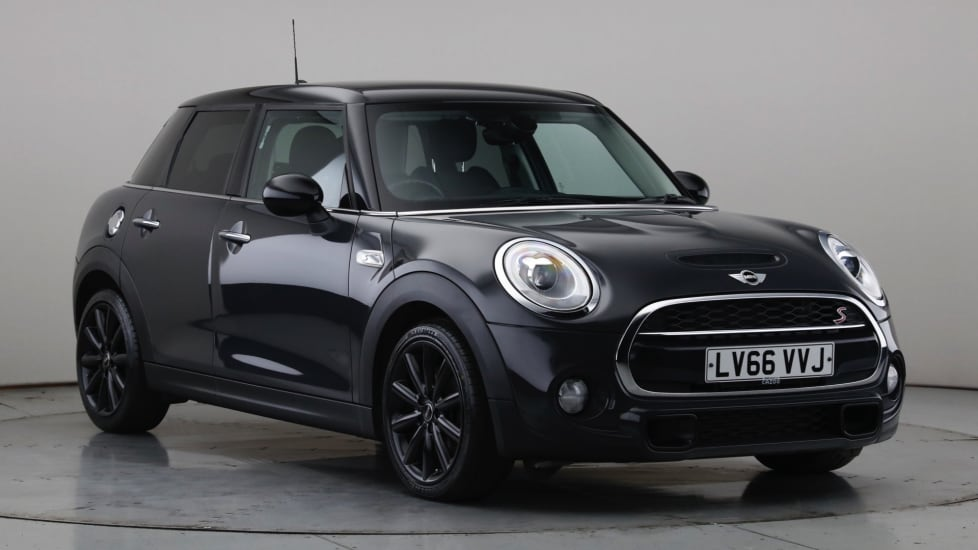 2016 Used Mini Hatch 2L Cooper S