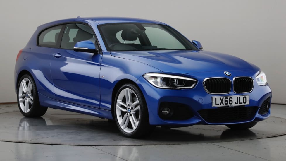 2016 Used BMW 1 Series 2L M Sport 125i