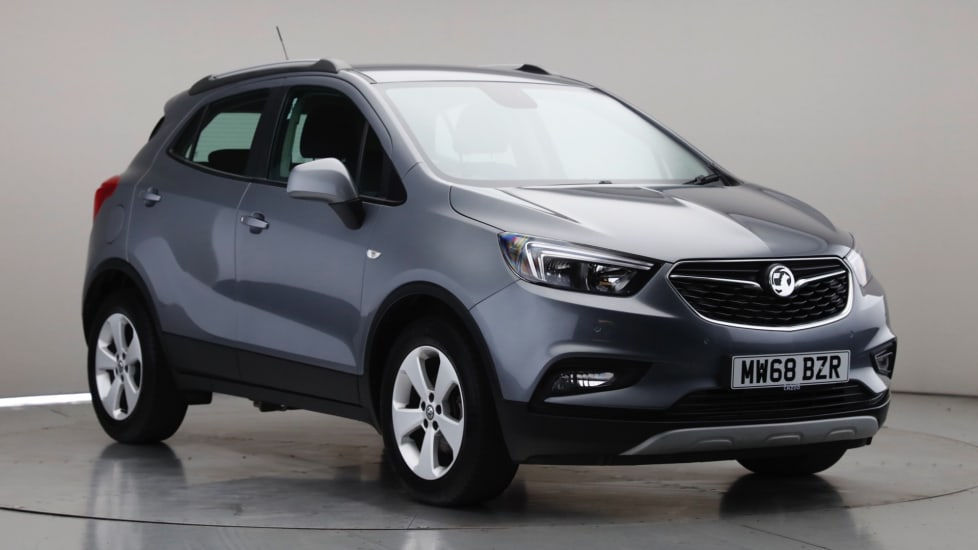 2018 Used Vauxhall Mokka X 1.6L Design Nav ecoTEC D CDTi