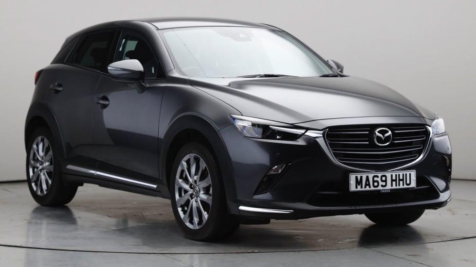 2019 Used Mazda CX-3 2L Sport Nav+ SKYACTIV-G