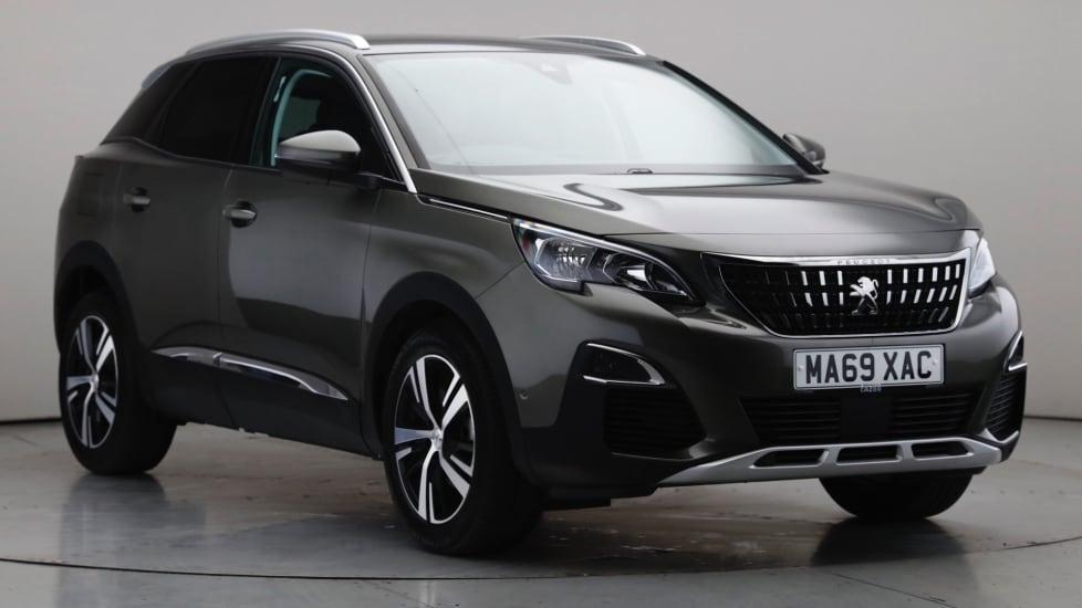2019 Used Peugeot 3008 1.2L Allure PureTech