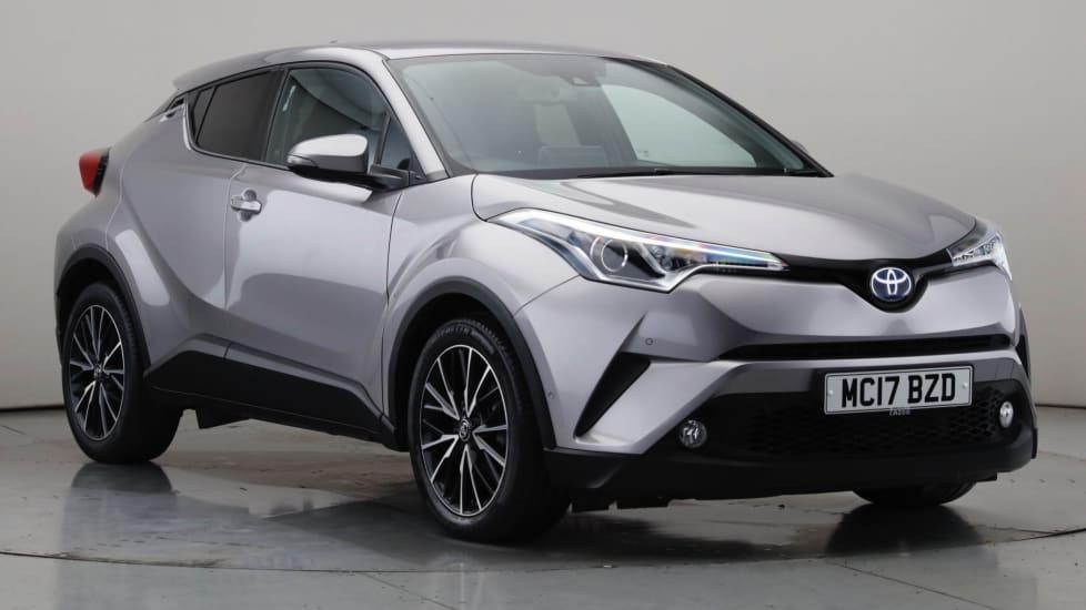 2017 Used Toyota C-HR 1.8L Excel VVT-h