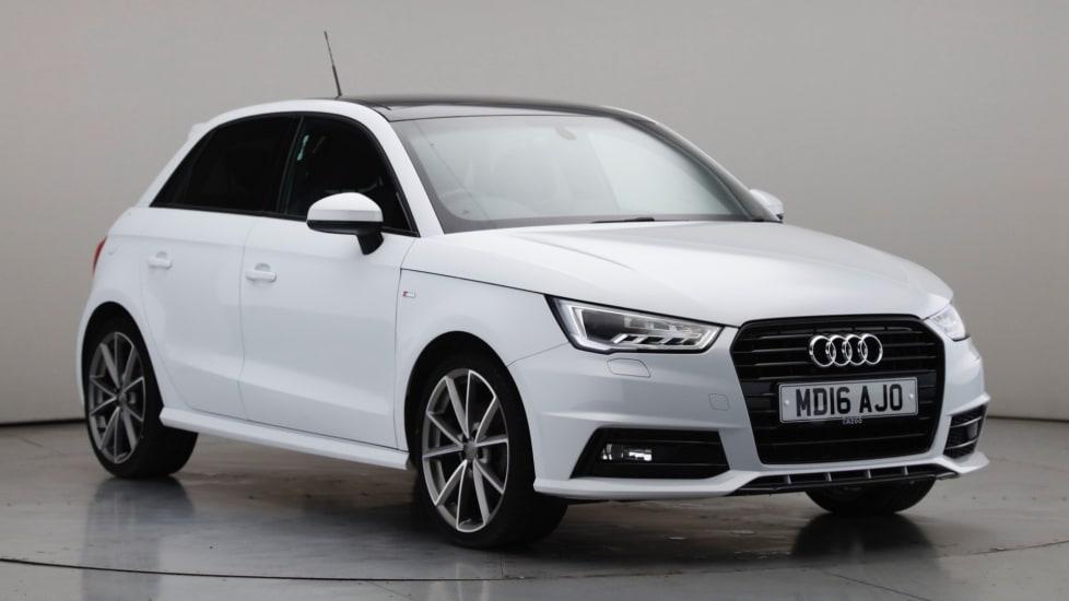 2016 Used Audi A1 1.4L Black Edition CoD TFSI