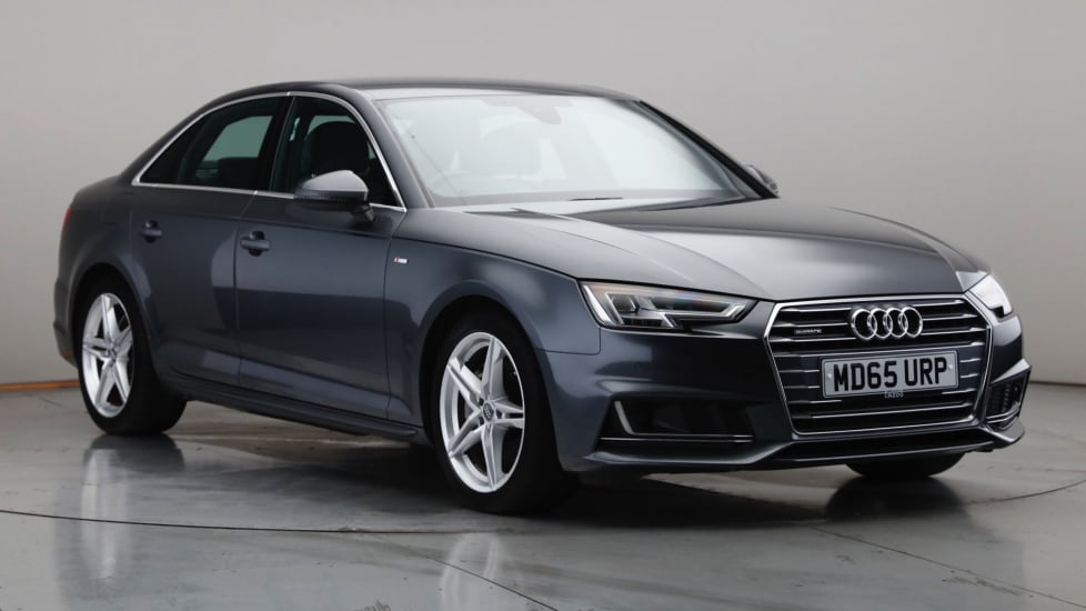 2015 Used Audi A4 2L S line TDI